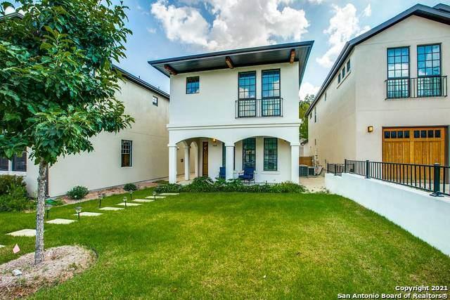 464 E Olmos Dr, San Antonio, TX 78212 (MLS #1564601) :: Phyllis Browning Company