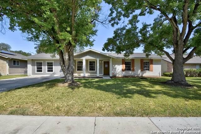 126 Kingsman St, Converse, TX 78109 (MLS #1564606) :: Concierge Realty of SA
