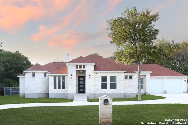 16715 Mount Everest St, San Antonio, TX 78232 (MLS #1564610) :: Carter Fine Homes - Keller Williams Heritage