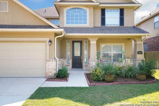 2606 Sierra Peak, San Antonio, TX 78261 (MLS #1564613) :: Carter Fine Homes - Keller Williams Heritage