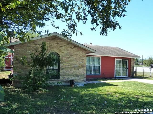 8542 Five Palms Dr, San Antonio, TX 78242 (MLS #1564663) :: Concierge Realty of SA