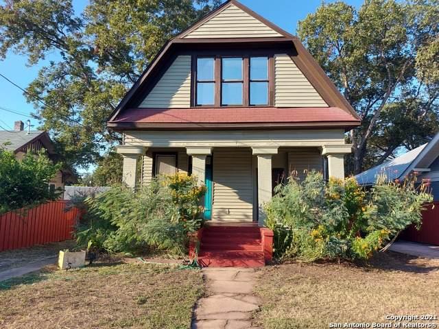 131 Glenwood Ct, San Antonio, TX 78210 (MLS #1564700) :: Concierge Realty of SA