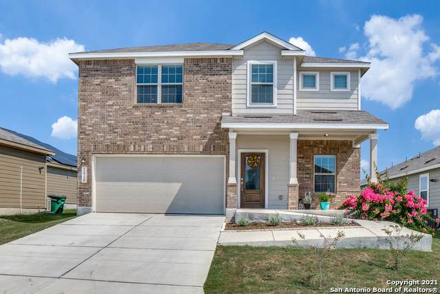 11710 Trevino Ter, San Antonio, TX 78221 (MLS #1564717) :: Beth Ann Falcon Real Estate