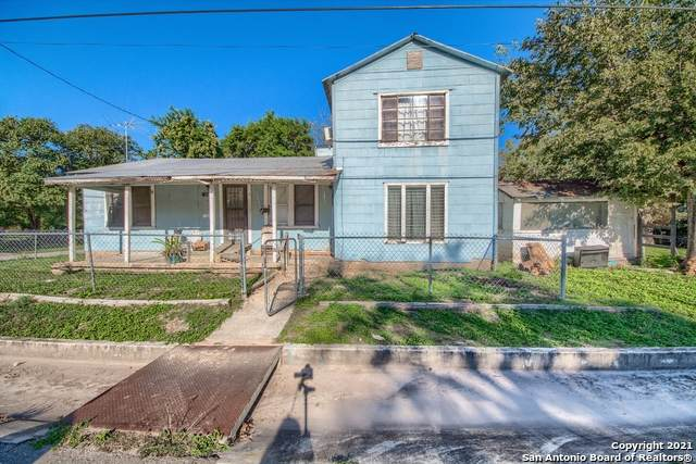 253 Seele St, New Braunfels, TX 78130 (MLS #1564730) :: JP & Associates Realtors
