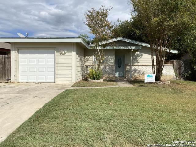 806 Pleasure Park St, San Antonio, TX 78227 (MLS #1564741) :: Alexis Weigand Real Estate Group