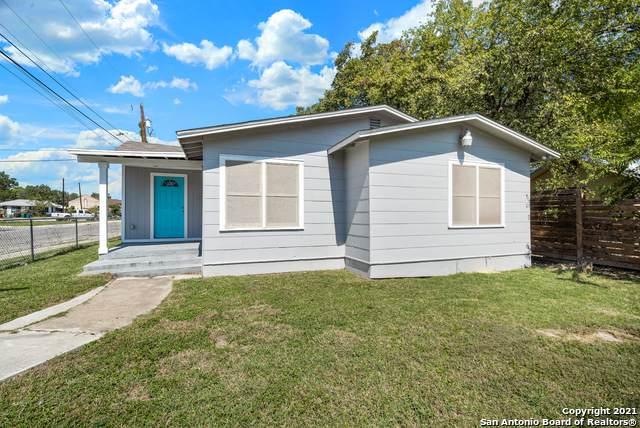 1803 Burnet St, San Antonio, TX 78202 (MLS #1564762) :: Alexis Weigand Real Estate Group