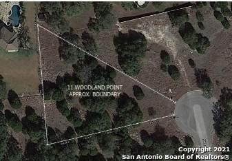 11 Woodland Pt, Fair Oaks Ranch, TX 78015 (MLS #1564778) :: The Curtis Team