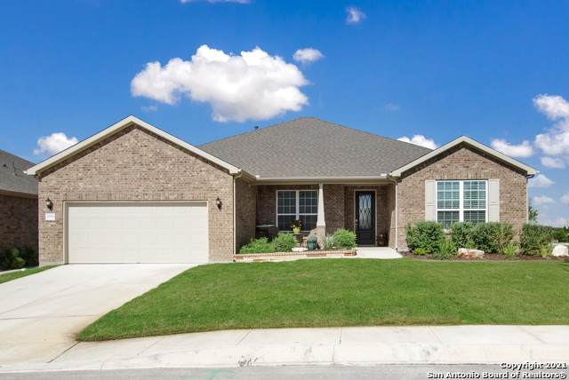 3919 Tangled Spgs, San Antonio, TX 78253 (MLS #1564798) :: Alexis Weigand Real Estate Group