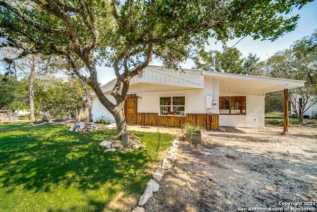 122 Sun Beam, Canyon Lake, TX 78133 (MLS #1564809) :: Beth Ann Falcon Real Estate