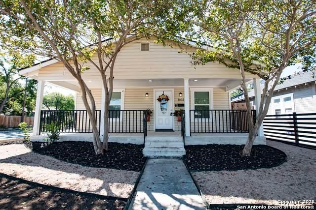 1802 W Kings Hwy, San Antonio, TX 78201 (MLS #1564828) :: Beth Ann Falcon Real Estate