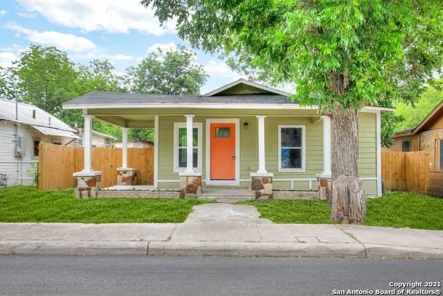 902 Prado St, San Antonio, TX 78225 (MLS #1564829) :: Phyllis Browning Company