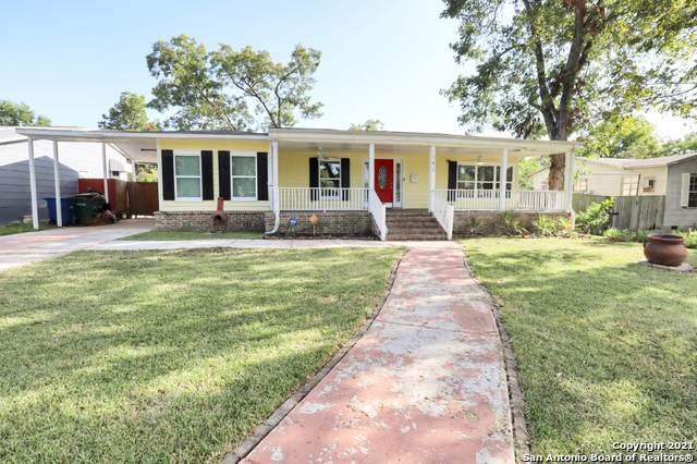 142 Saratoga Dr, San Antonio, TX 78213 (MLS #1564852) :: Alexis Weigand Real Estate Group