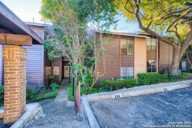 8633 Datapoint Dr #234, San Antonio, TX 78229 (MLS #1564881) :: Carter Fine Homes - Keller Williams Heritage