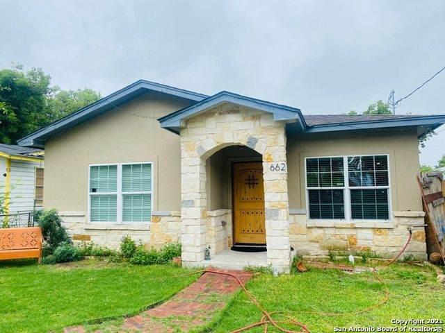 662 Elks Dr, San Antonio, TX 78211 (MLS #1564892) :: Beth Ann Falcon Real Estate