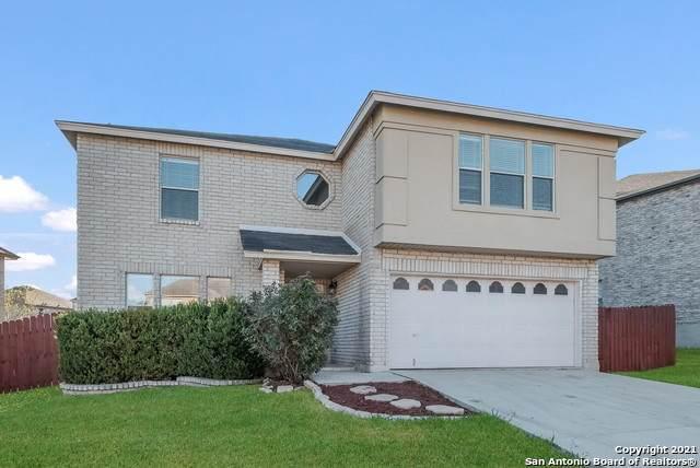7310 Daulton Ridge, Converse, TX 78109 (MLS #1564962) :: Alexis Weigand Real Estate Group