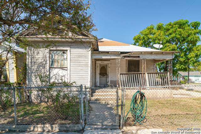 1103 Monterey St, San Antonio, TX 78207 (MLS #1564982) :: Vivid Realty