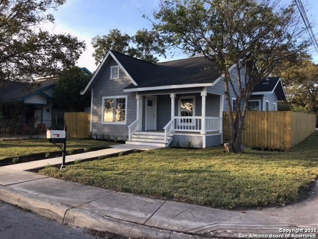 1401 Lee Hall, San Antonio, TX 78201 (MLS #1564999) :: Beth Ann Falcon Real Estate