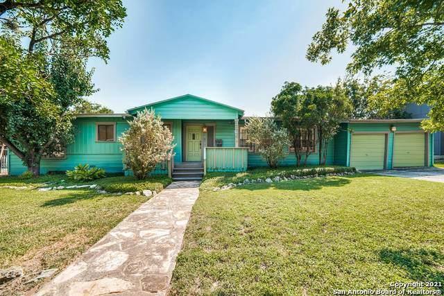 1134 Garraty Rd., Terrell Hills, TX 78209 (MLS #1565008) :: Carter Fine Homes - Keller Williams Heritage