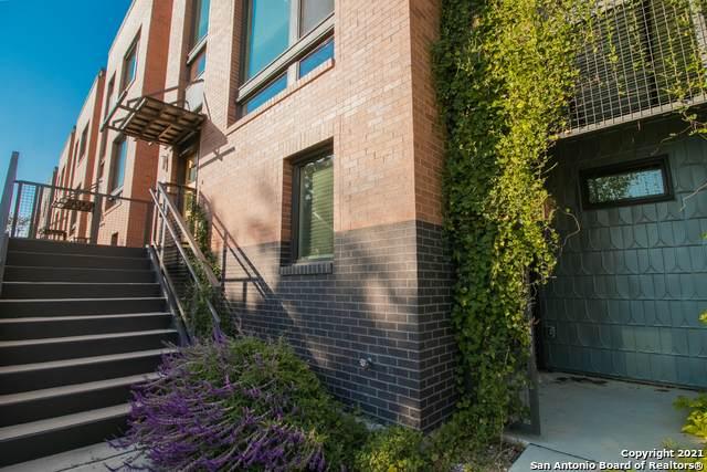 318 W Grayson St #604, San Antonio, TX 78212 (MLS #1565014) :: Concierge Realty of SA