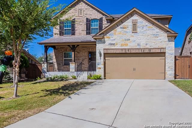 7611 William Bonney, San Antonio, TX 78254 (MLS #1565030) :: Beth Ann Falcon Real Estate
