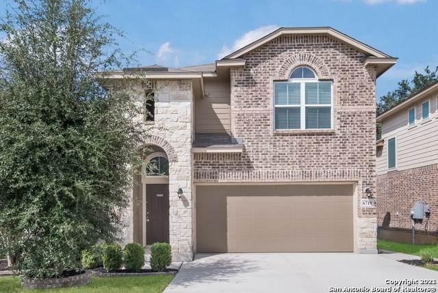 6719 Indian Lodge, San Antonio, TX 78253 (MLS #1565164) :: Beth Ann Falcon Real Estate