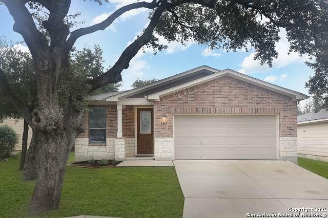 4314 Crystal Bay, San Antonio, TX 78259 (MLS #1565190) :: Exquisite Properties, LLC