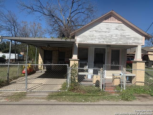 1113 Montezuma St, San Antonio, TX 78207 (MLS #1565216) :: Concierge Realty of SA