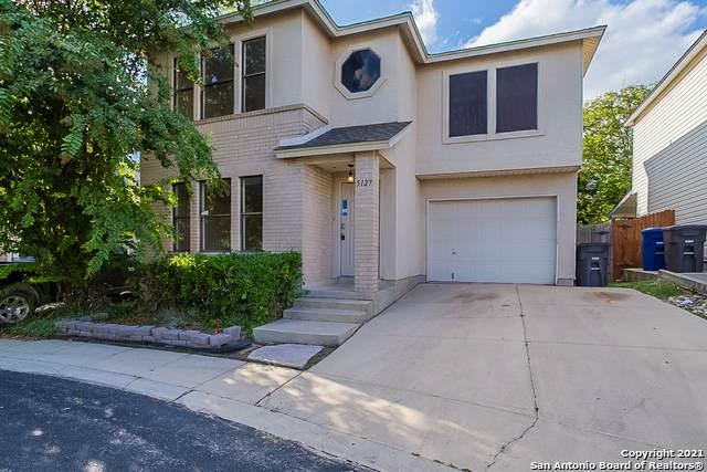 5127 Kenton Ash, San Antonio, TX 78240 (MLS #1565217) :: Concierge Realty of SA