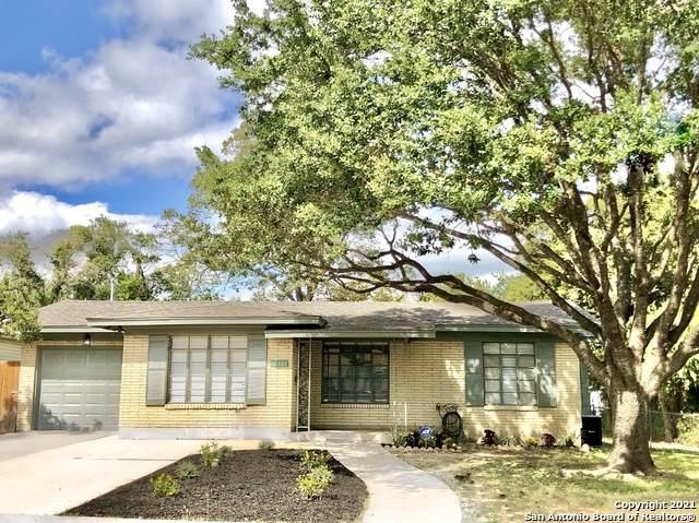 251 Eland Dr, San Antonio, TX 78213 (MLS #1565222) :: Concierge Realty of SA