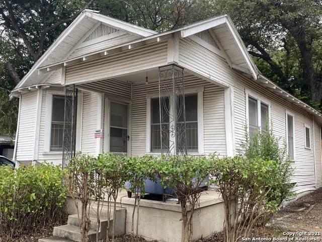 127 Conrad St, San Antonio, TX 78210 (MLS #1565242) :: Countdown Realty Team