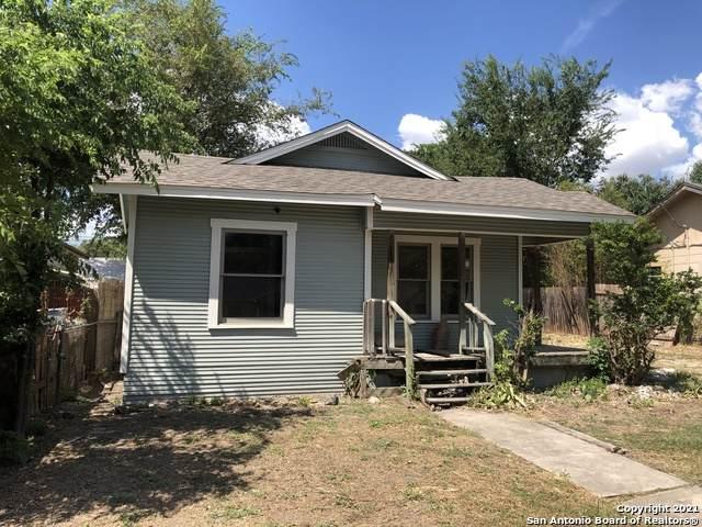Address Not Published, San Antonio, TX 78201 (MLS #1565256) :: Beth Ann Falcon Real Estate