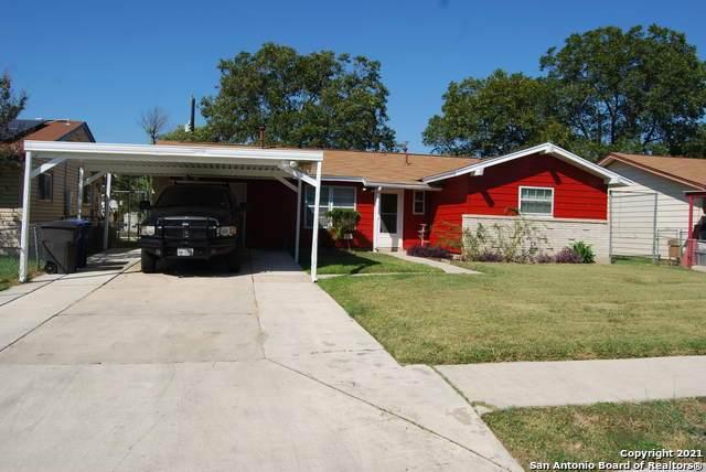 6719 Monterey, San Antonio, TX 78227 (MLS #1565280) :: Countdown Realty Team