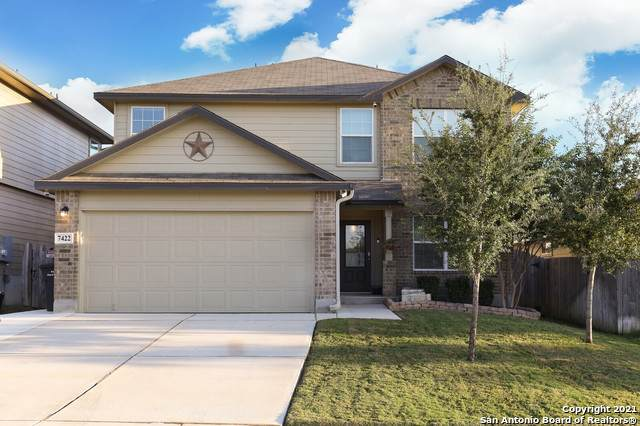 7422 Equinox Corner, San Antonio, TX 78252 (MLS #1565293) :: Carter Fine Homes - Keller Williams Heritage