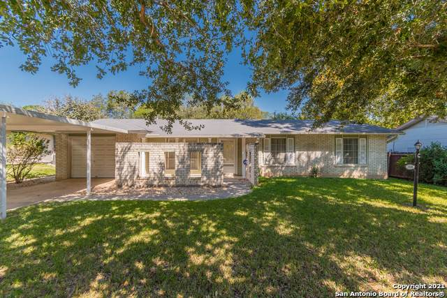 7135 Stone Fence Rd, San Antonio, TX 78227 (MLS #1565316) :: Alexis Weigand Real Estate Group