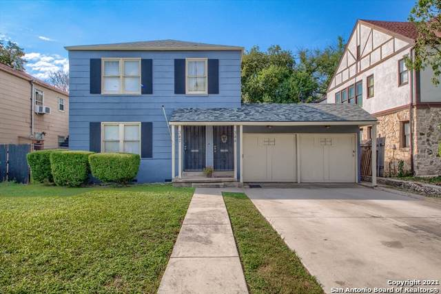 342 Donaldson Ave, San Antonio, TX 78201 (MLS #1565327) :: The Glover Homes & Land Group