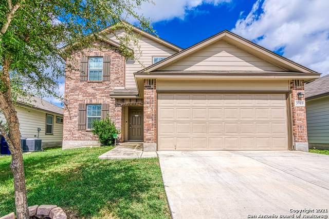 5719 Goliad Bluff, San Antonio, TX 78222 (MLS #1565359) :: Alexis Weigand Real Estate Group