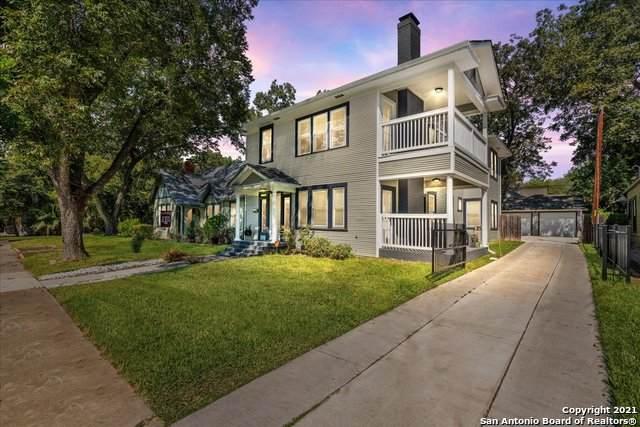 435 W Gramercy Pl, San Antonio, TX 78212 (MLS #1565368) :: Phyllis Browning Company