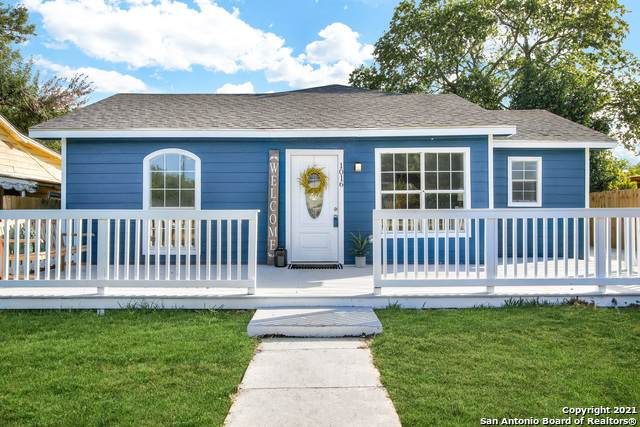 1016 W Lullwood Ave, San Antonio, TX 78201 (MLS #1565378) :: Alexis Weigand Real Estate Group