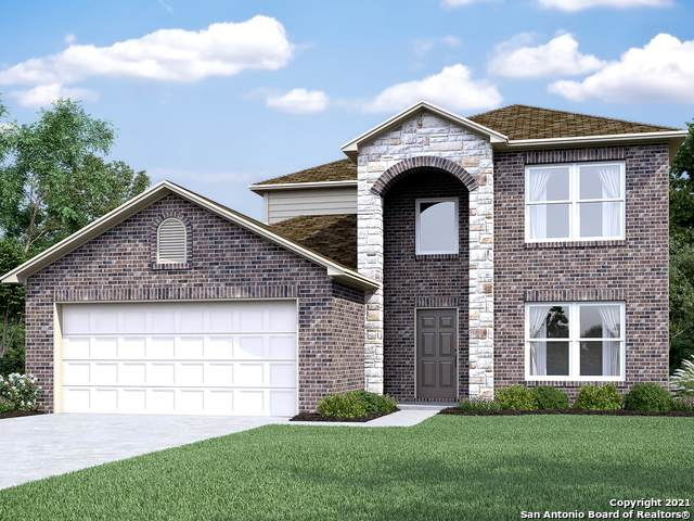 3316 Ridge Place, Seguin, TX 78155 (MLS #1565381) :: Alexis Weigand Real Estate Group