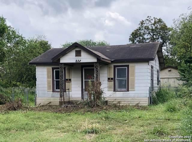 822 E Ashley Rd, San Antonio, TX 78221 (MLS #1565412) :: Beth Ann Falcon Real Estate