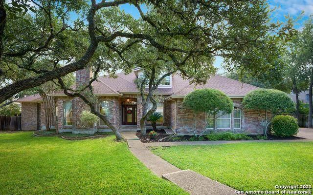 15806 Deer Crest, San Antonio, TX 78248 (MLS #1565507) :: The Real Estate Jesus Team