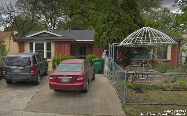 5927 Viva Max Dr, San Antonio, TX 78238 (MLS #1565522) :: Concierge Realty of SA