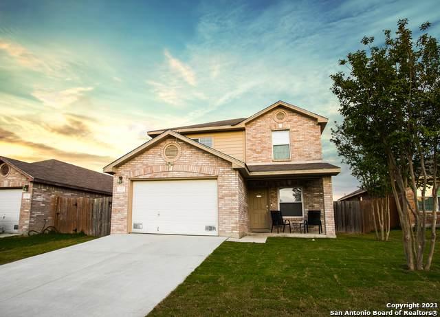 9616 Kennebec Way, San Antonio, TX 78245 (MLS #1565542) :: Beth Ann Falcon Real Estate
