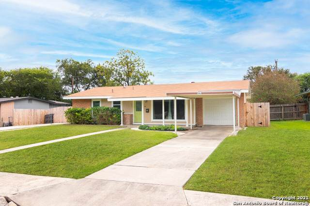 342 Cresham Dr, San Antonio, TX 78218 (MLS #1565545) :: Concierge Realty of SA
