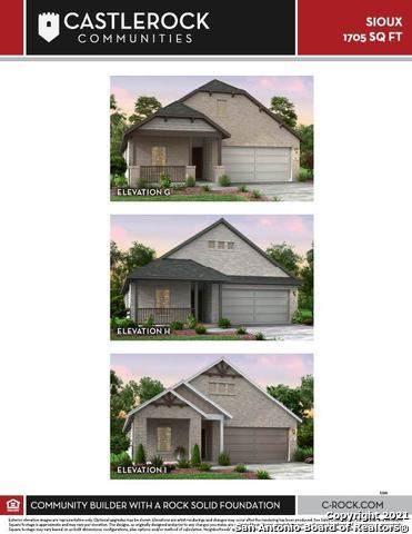 1542 Stony Island Dr, San Antonio, TX 78245 (MLS #1565549) :: Real Estate by Design