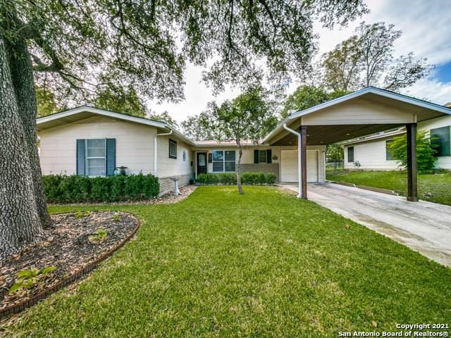 142 Fennel Dr, San Antonio, TX 78213 (MLS #1565560) :: Concierge Realty of SA