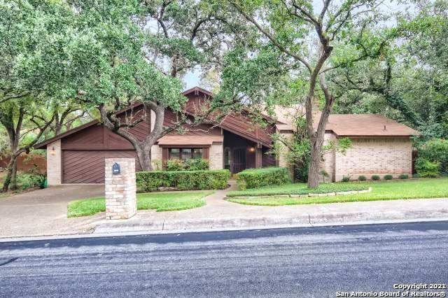 13038 Hunters Breeze St, San Antonio, TX 78230 (MLS #1565563) :: Alexis Weigand Real Estate Group