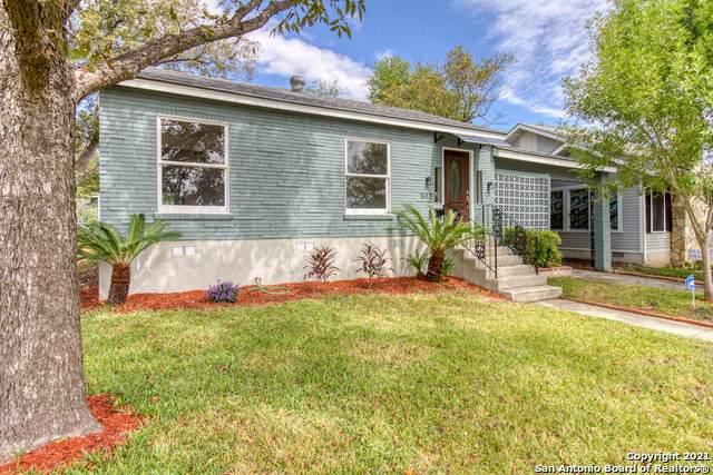 807 Halliday Ave, San Antonio, TX 78210 (MLS #1565580) :: Concierge Realty of SA