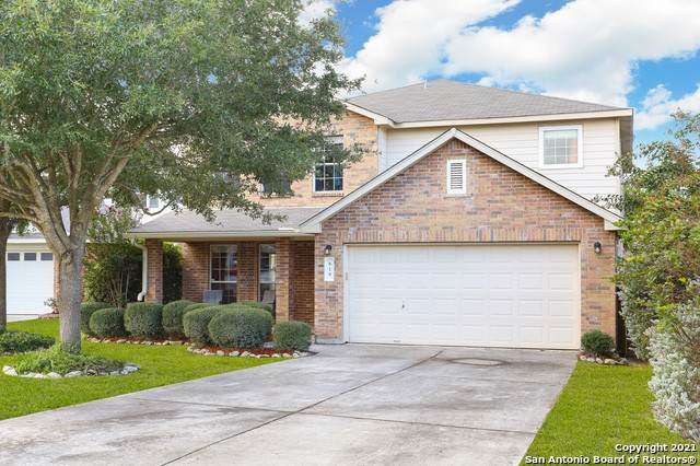 819 Creek Gate, San Antonio, TX 78253 (MLS #1565597) :: Countdown Realty Team