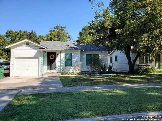 215 Isabel St, San Antonio, TX 78210 (MLS #1565628) :: Carter Fine Homes - Keller Williams Heritage